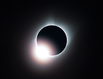 The Diamond Ring - 8/21/17 total solar eclipse