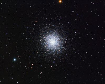Globular Cluster M 13