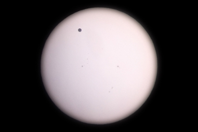 Transit of Venus - June 2012