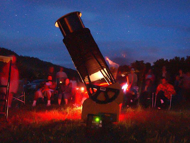 Astronomey Tour Santa Fe New Mexico